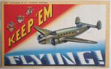 WW2 Postcard - Lockheed B14