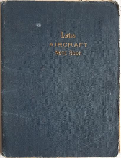 Letts's Aircraft Notebook -  5th edition 1945